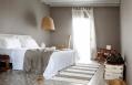 Bedroom. San Giorgio Mykonos a Design Hotels™ Project, Greece. © SAN GIORGIO