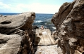 The Beach. San Giorgio Mykonos a Design Hotels™ Project, Greece. © SAN GIORGIO