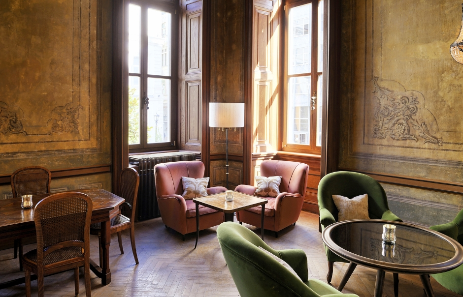 The Soho House Istanbul. TravelPlusStyle.com