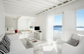 Honeymoon Suite. Cavo Tagoo Hotel. Mykonos, Greece. © Cavo Tagoo