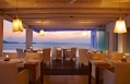Tagoo Restaurant. Cavo Tagoo Hotel. Mykonos, Greece. © Cavo Tagoo