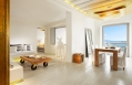 Two-bedroom Golden Villa. Cavo Tagoo Hotel. Mykonos, Greece. © Cavo Tagoo