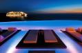 Pool at night. Cavo Tagoo Hotel. Mykonos, Greece. © Cavo Tagoo