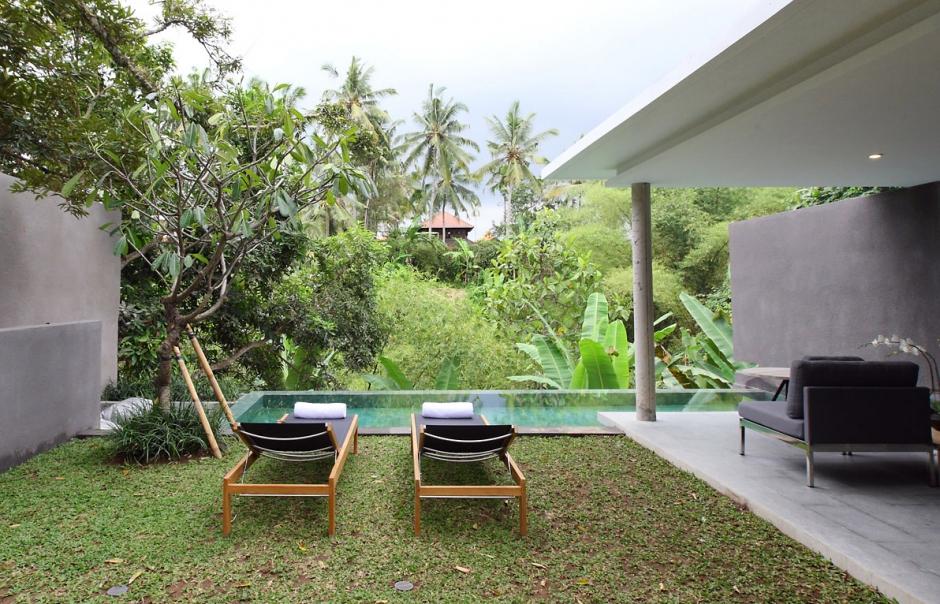 Aria Villas Ubud, Bali. TravelPlusStyle.com