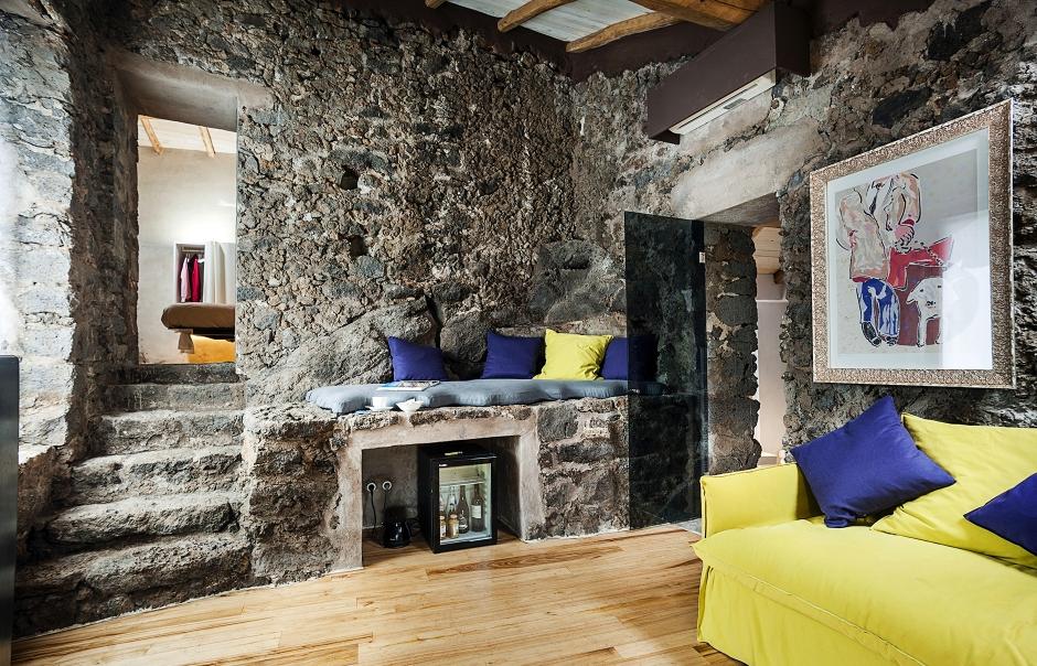 Monaci Delle Terre Nere, Sicily, Italy. TravelPlusStyle.com