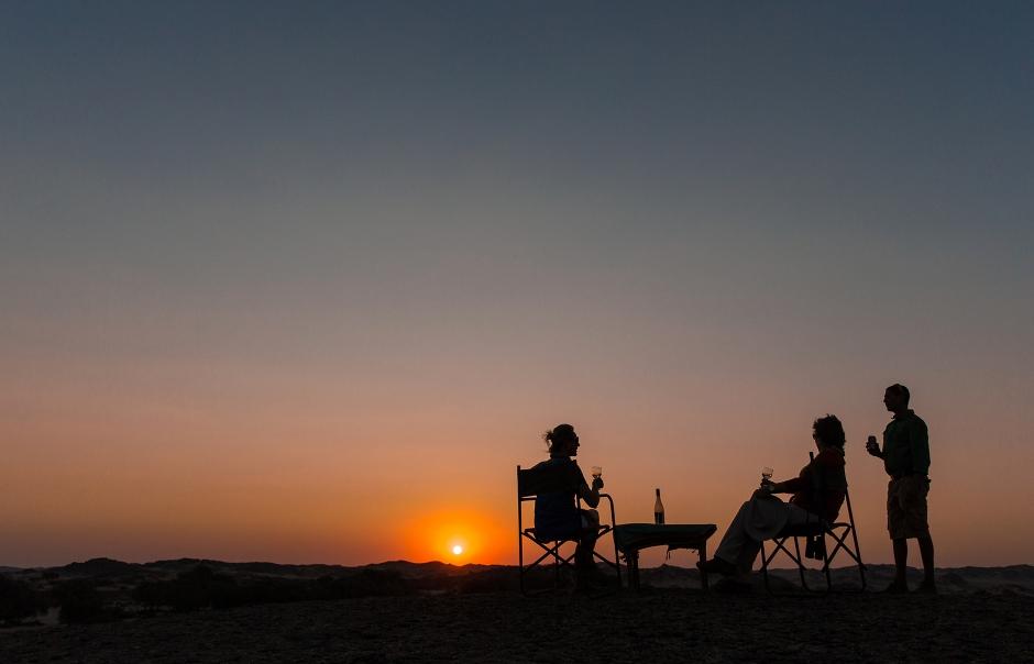 Hoanib Skeleton Coast Camp, Namibia. TravelPlusStyle.com