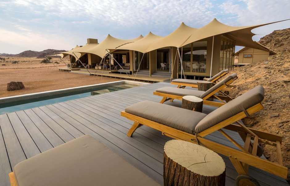 Hoanib Skeleton Coast Camp, Namibia. TravelPlusStyle.com