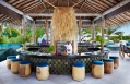 Sip Sip Restaurant. Six Senses Laamu, Maldives. © Six Senses Resorts & Spas