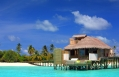 Water Villa. Six Senses Laamu, Maldives. © Six Senses Resorts & Spas