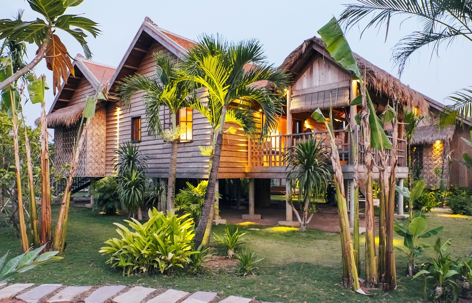Phum Baitang, Siem Reap, Cambodia. TravelPlusStyle.com
