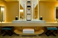 Upper Suite, bathroom. The Upper House, Hong Kong. © Swire Hotels