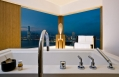 Bathroom. The Upper House, Hong Kong. © Swire Hotels