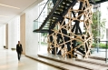 Birds nest staircase. EAST, Hongkong. © Swire Hotels