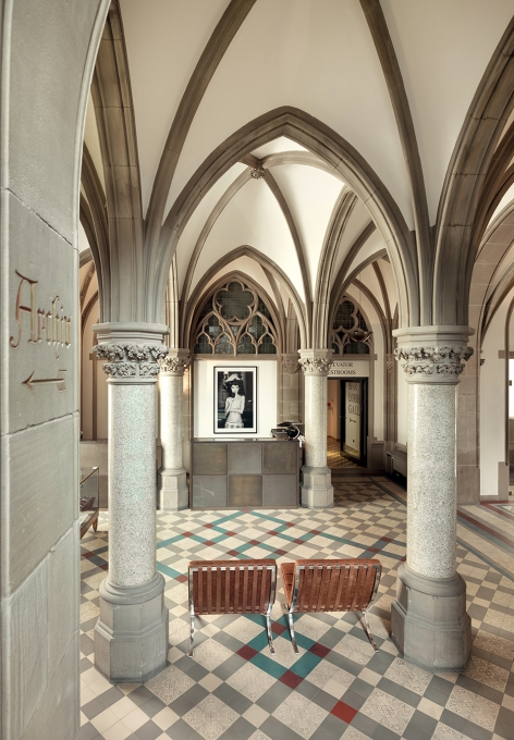 Qvest Hideaway Cologne, Germany. © Qvest Hideaway