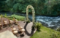 Riverside In Villa Wedding. Mandapa, a Ritz-Carlton Reserve, Ubud, Indonesia. © The Ritz-Carlton Hotel Company