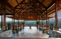 Welcome pavilion. Mandapa, a Ritz-Carlton Reserve, Ubud, Indonesia. © The Ritz-Carlton Hotel Company