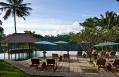 Swimming Pool. Amandari, Bali, Indonesia. © Amanresorts