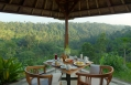 Dining Bale. Amandari, Bali, Indonesia. © Amanresorts
