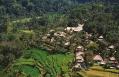 Aerial View. Amandari, Bali, Indonesia. © Amanresorts