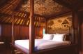 Duplex Suite Bedroom. Amandari, Bali, Indonesia. © Amanresorts