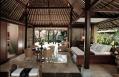 Suite Bedroom. Amandari, Bali, Indonesia. © Amanresorts