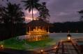 Pool & Music Pavilion. Amandari, Bali, Indonesia. © Amanresorts