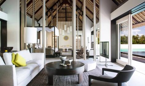 Cheval Blanc Randheli, Maldives. TravelPlusStyle.com