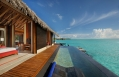 Grand Water Villa with Pool. One&Only Reethi Rah, Maldives. © One&Only Resorts