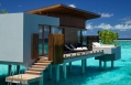 Aqua Villa. Park Hyatt Maldives, Hadahaa. © Hyatt Corporation