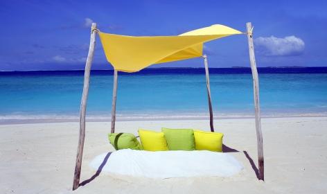 Six Senses Laamu, Maldives. Luxury Hotel Review by TravelPlusStyle. Photo © Six Senses Resorts & Spas