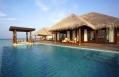 Two-Bedroom Over-Water Pool Residence. Anantara Kihavah Villas, Maldives, © Anantara Hotels