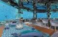 Sea, underwater restaurant. Anantara Villas Kihavah. © Anantara Hotels