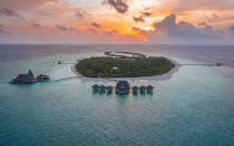 Anantara Kihavah Maldives Villas, Maldives. Hotel Review by TravelPlusStyle. Photo © Anantara Hotels & Resorts