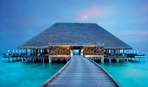 Velaa Private Island, Maldives. TravelPlusStyle.com
