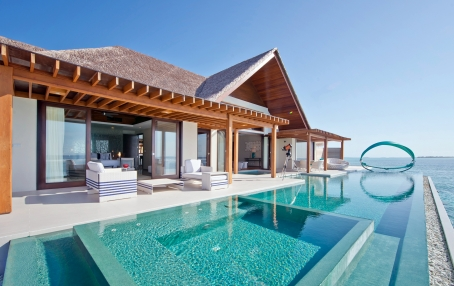 Ocean Pavilion. Niyama Private Islands Maldives. Hotel Review by TravelPlusStyle. Photo © NIYAMA