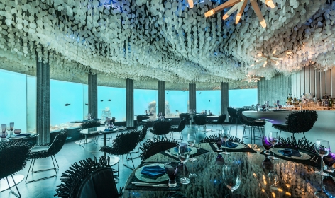 Subsix. Niyama Private Islands Maldives. Hotel Review by TravelPlusStyle. Photo © NIYAMA