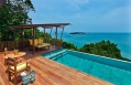 Ocean Front Pool Villa. Six Senses Samui, Thailand. © Six Senses Resorts & Spas