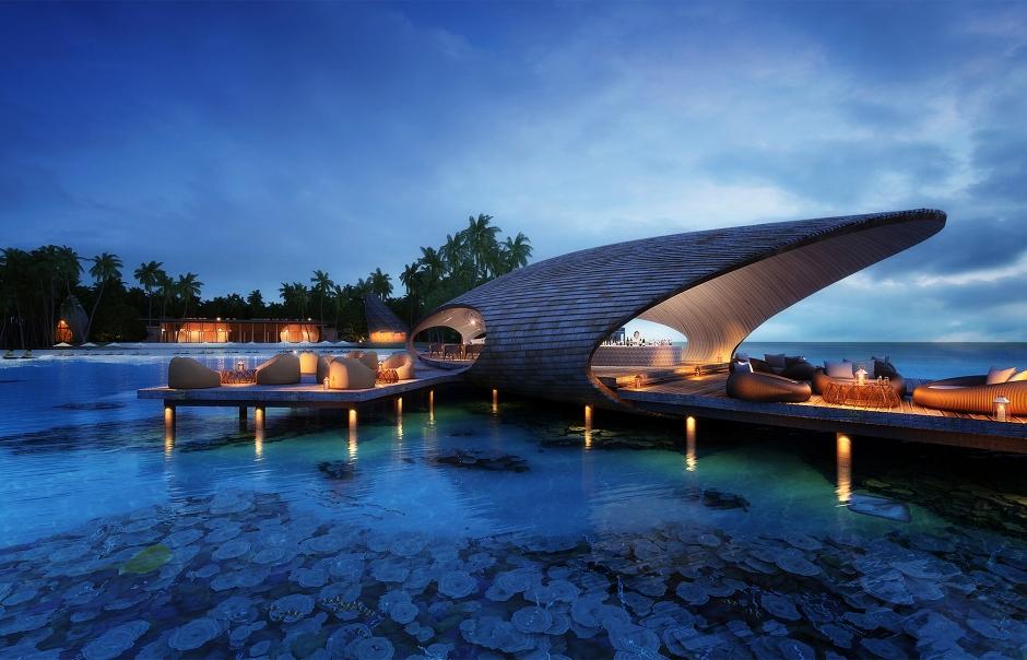 5the St Regis Vommuli Resort Maldives The Top 60 Luxury Hotel