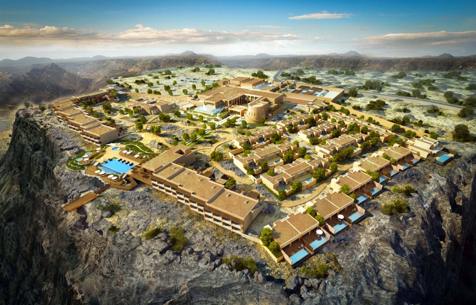 The top 60 luxury hotel openings of 2016 luxury hotels for Designhotel oman