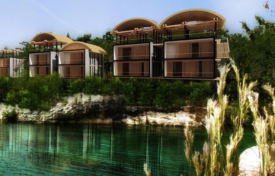 33andaz Mayakoba Resort Riviera Maya Mexico The Top 60 Luxury Hotel