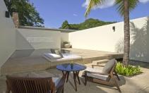 Amansara - Pool Suite Courtyard. © Amanresorts