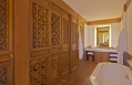 Amandayan - Suite Bathroom. Amandayan, Lijiang, China. Luxury Hotel Review by TravelPlusStyle. Photo © Aman Resorts