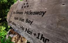 Own timezone. Six Senses Ninh Van Bay, Vietnam. © TravelPlusStyle.com
