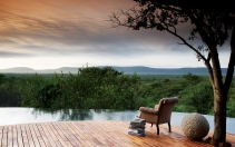 Molori Safari Lodge, South Africa.  Hotel Review by TravelPlusStyle. Photo  © Molori Safari Lodge
