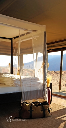 Wolwedans Dunes Lodge, Namibia. Photo © Travel+Style