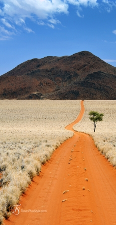 Namib Rand Reserve, Namibia. Photo © Travel+Style