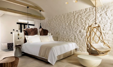 Top 15 Chic Luxury Hotels in Mykonos. Kensho Boutique Hotel. TravelPlusStyle.com