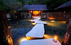 Spa, Six Senses Ninh Van Bay, Vietnam. © Travel+Style