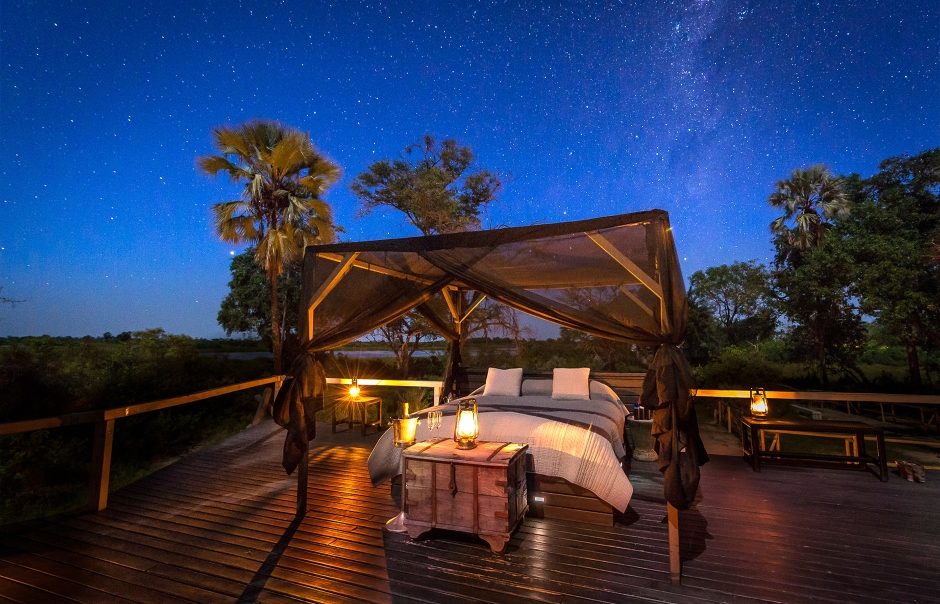 What Are The Best Places In Africa To Sleep Under The