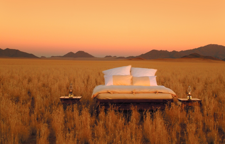 Most Romantic Star Beds in Africa. TravelPlusStyle.com